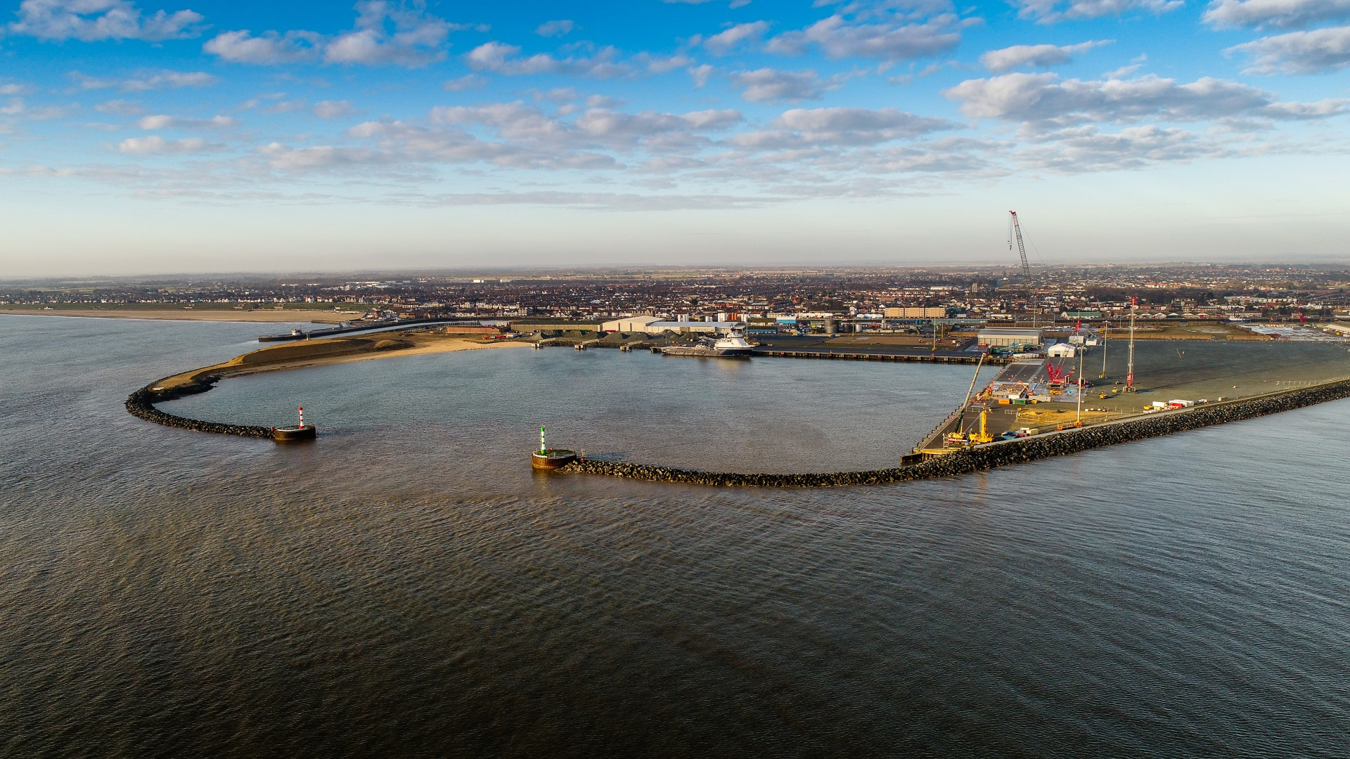 Peel Ports, Great Yarmouth Harbour