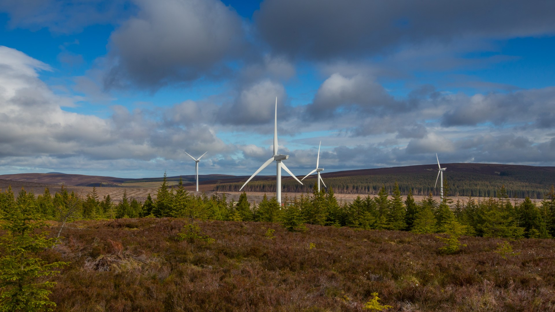 Clashindarroch Wind Farm