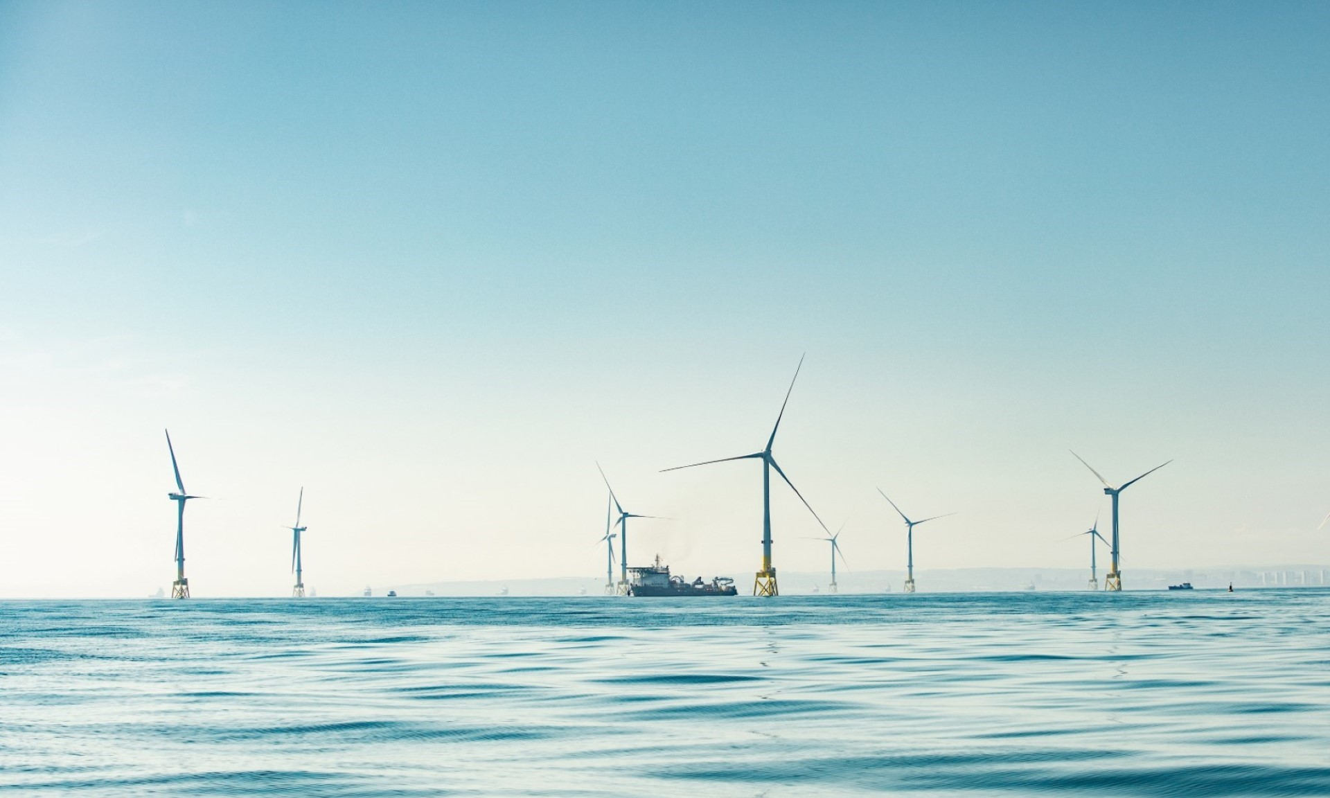 The European Offshore Wind Deployment Centre