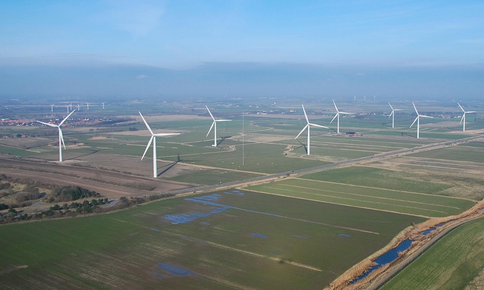 Repowering Af Tjaereborg Enge Vattenfall