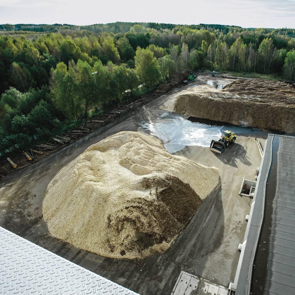 Biomass energy - What is biomass - Vattenfall