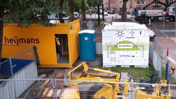 Heijmans GreenBattery Amsterdam. Photo: Han Huiskamp