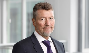 Torbjörn Wahlborg, Senior Executive Vice President, Business Area Generation