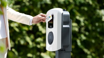 Vattenfall charging station
