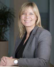 Helle Herk-Hansen Vattenfall's Head of Environment